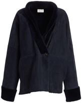 The Row Pernia Lamb Fur Jacket