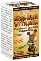 Vitamin Friends 60-Count Mega-Multi Vegetarian Gummy Vitamins in Cherry Orange Pectin