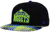 '47 Denver Nuggets HWC Ruffian Snapback Cap