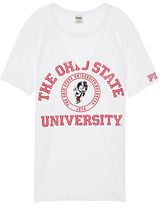 PINK The Ohio State University Cutout Campus Tee