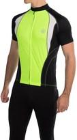 Canari Jorah Cycling Jersey - Full Zip, Short Sleeve (For Men)