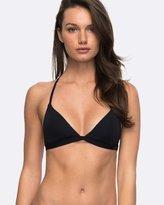 Roxy Womens Strappy Love Fixed Tri Separate Bikini Top