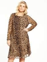 Junarose Rie Leopard Dress