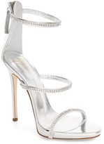 Giuseppe Zanotti Women's Coline Crystal Sandal