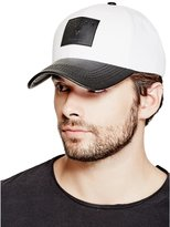 GUESS Men's Embroidered Logo Hat