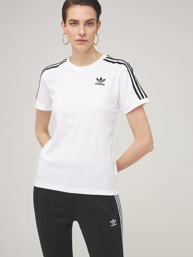 Thumbnail for your product : adidas 3 Stripes T-shirt
