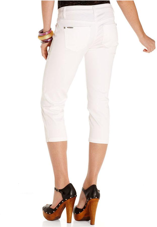 Celebrity Pink Jeans Juniors Jeans, Skinny Capri