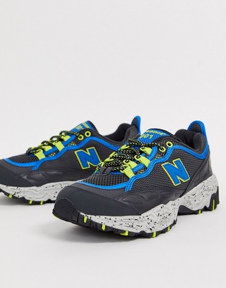 New Balance 801 trainers in grey