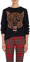 Junya Watanabe Comme des Garçons Women's Embellished Mohair-Blend Sweater