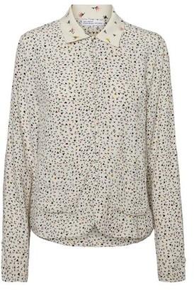 Vero Moda Vivi Floral Printed Shirt Birch - S