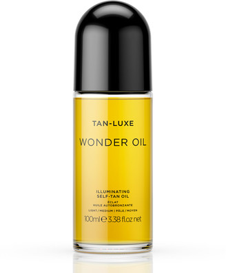 Tan-Luxe Wonder Oil Self-Tan Oil Light To Medium 100Ml