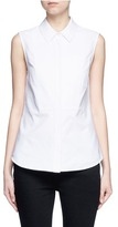 Alexander Wang Peplum back sleeveless shirt