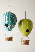 Anthropologie Air Balloon Birdhouse