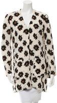 Sonia Rykiel Printed Single-Button Jacket