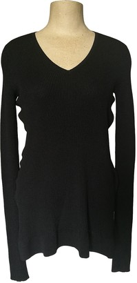Roberta Furlanetto Black Wool Knitwear for Women