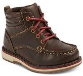 Eddie Bauer Toddler Boys' Casual Boot Booties - Brown
