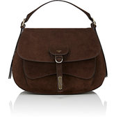 Fontana Milano 1915 Women's Wight Medium Saddle Hobo Bag