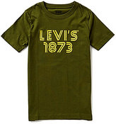 Levi's Big Boys 8-20 Graphic Short-Sleeve Tee