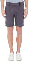 Barneys New York MEN'S STRIPED SHORTS