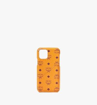 MCM iPhone 11 Pro Case in Visetos Original