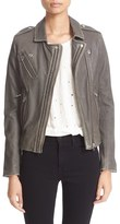 IRO Women's Leather Moto Jacket