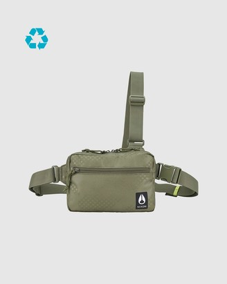 Nixon Men's Green Backpacks - Bandit Bag - Size One Size at The Iconic