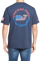 Vineyard Vines Men's Usa All Day Graphic T-Shirt
