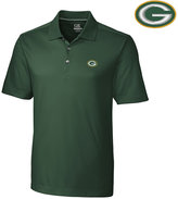Cutter & Buck Men's Green Bay Packers DryTec Glendale Polo Shirt
