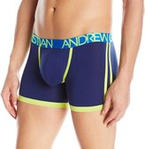 Andrew Christian Men's Coolflex Tagless Sports Boxer W/ Show-It