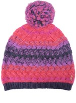Juicy Couture Ombre Twisted Cable Hat