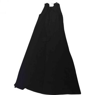 Maison Margiela Black Polyester Dresses