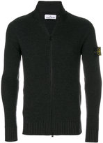 Stone Island zip up cardigan