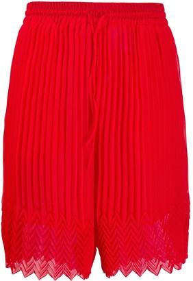 Marco De Vincenzo Tailored Shorts