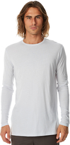 Zanerobe Flintlock Mens Ls Tee Grey