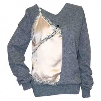 Alexander Wang Grey Wool Knitwear for Women