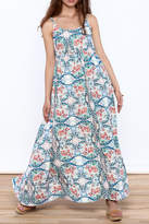 Yumi Kaleidoscope Maxi Dress