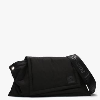 Vivienne Westwood Emily Black Nylon Cross-Body Belt Bag