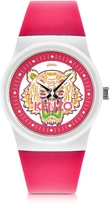 Kenzo Pink Small Tiger Watch