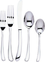 Gingko International Sea Drift 20-pc. 18/10 Stainless Steel Flatware Set