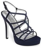 Adrianna Papell Miranda Embellished Platform Sandal