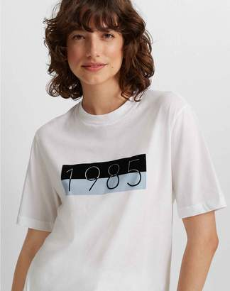 Club Monaco 1985 Graphic Tee