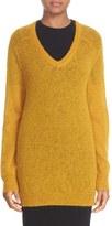 Simon Miller 'Faro' V-Neck Mohair Blend Sweater