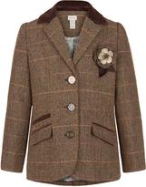 Monsoon Tilly Tweed Blazer