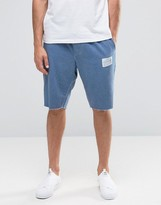 Religion Broadgate Shorts In Micro Blue