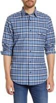 Nordstrom Lumber Regular Fit Plaid Flannel Button-Up Shirt