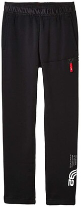 Nike Kyrie Fleece Pants (Little Kids/Big Kids) (Black) Boy's Casual Pants