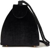 Thumbnail for your product : Kayu Penelope Knotted Velvet Shoulder Bag