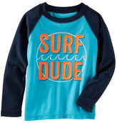 Osh Kosh OshKosh Surf Dude Rashguard