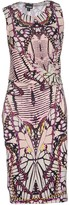 Just Cavalli Knee-length dresses - Item 34569124