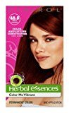 Herbal Essences Clairol Herbal Essence Color, 048.5 Spicy Ginger-deep Intense Copper (Pack of 3)